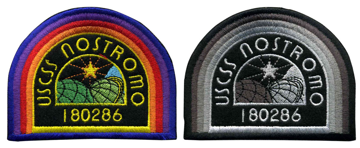 Best Quality Custom Embroidered Patches   Merrow Border/Iron