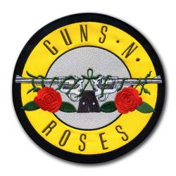 Guns N Roses patch