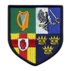 Provincial Arms of Ireland - four provinces